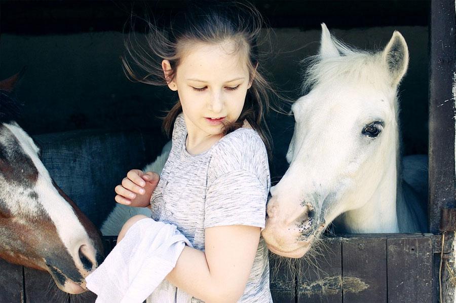 רכיבה על סוסים לילדים עודף משקל