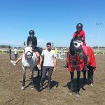 פורים בחוות סוסים