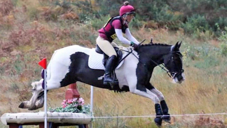 רוכבת זכתה במקום החמישי בתחרות – שלושה ימים אחרי כימותרפיה
